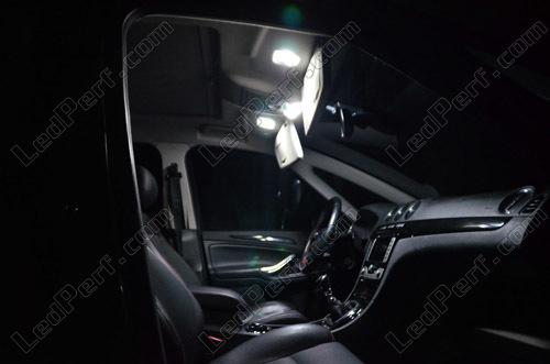 Pack Full LED interior for Ford S-MAX