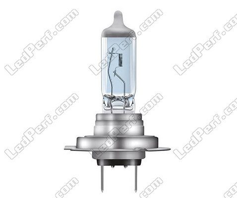 Bulb H7 Osram X-Racer 55W for motorcycle - blue coating.