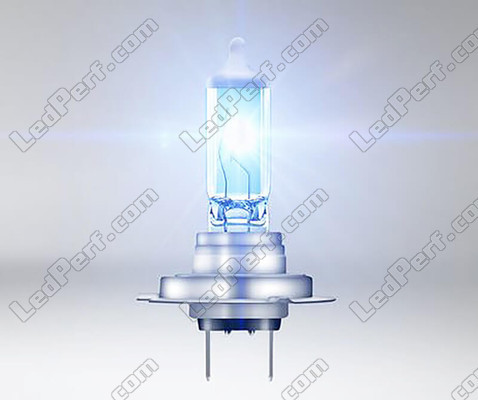 Bulb Osram H7 55W X-Racer white light Xenon effect