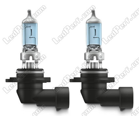 Pair of Osram HB4 Cool blue Intense Xenon Effect 4200K bulbs for car and motorcycle