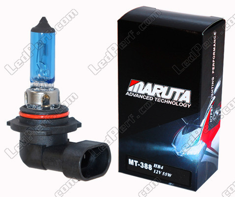 Motorcycle Scooter and ATV Bulb HB4 MTEC Maruta Super White