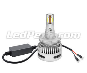 D1S/D1R LED bulbs Canbus anti-error on-board computer for Xenon and Bi Xenon headlights