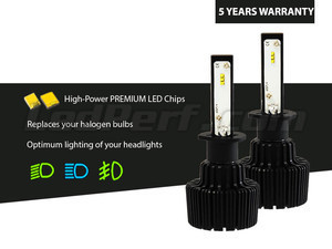 Led High Power H1 Led Bulb Tuning