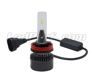H11 LED Eco Line bulbs plug and play connection and Canbus anti-error