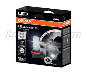 H11 Osram LEDriving Standard LED Fog Light Bulbs 67219CW - Packaging