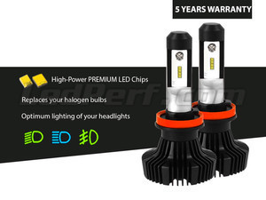 Led High Power H11 Led Bulb Tuning
