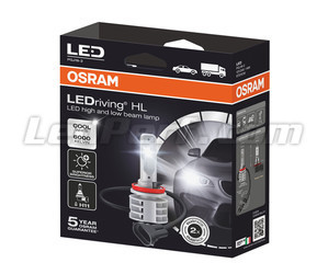 Packaging H11 LED Bulbs Osram LEDriving HL Gen2 - 67211CW