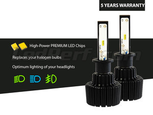 Led High Power H3 Led Bulb Tuning