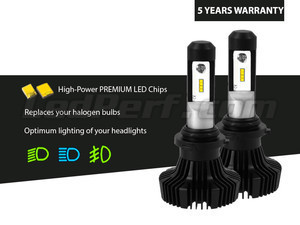 Led High Power HB4 9006 Led Bulb Tuning