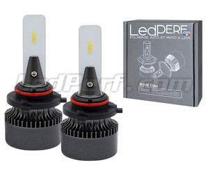 Pair of HB4 LED Eco Line bulbs excellent value for money