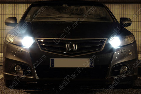 Led Sidelights Honda Accord 8g