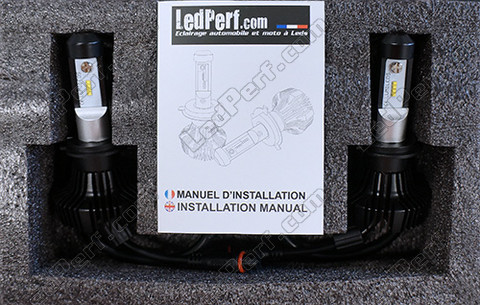Led LED Bulbs Hyundai H1 Tuning