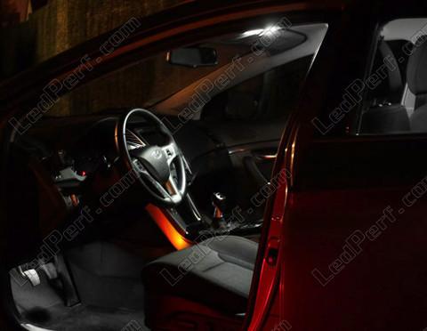 Pack Full LED interior Hyundai IX35