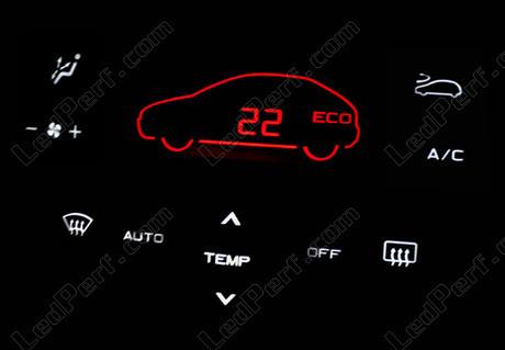 Led Meter Dash Kit Peugeot 307 T5 Blue Red White Green
