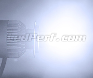 Motorcycle HS1 COB LED Bulb