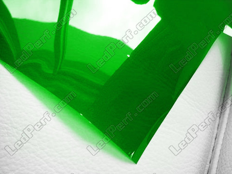 green filter for Display unit LED