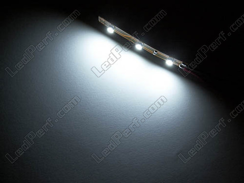 Divisible smd LED flexible strip White