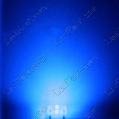 Blue Superflux LED