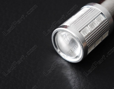 orange PY21W high-power magnifier LED with lens for Indicators