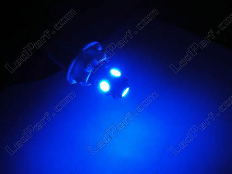 T10 W5W Xtrem Blue LED bulb
