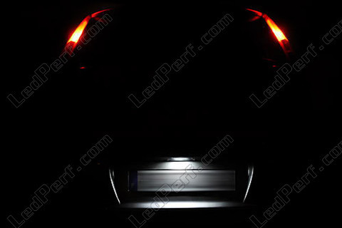 licence plate LED for Fiat Punto MK2