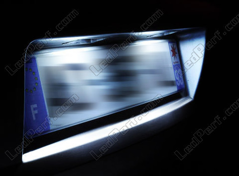 Led Licence Plate Mercedes Sprinter Tuning