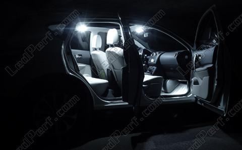 Pack Full LED interior for Nissan Qashqai II
