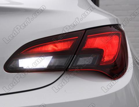 Pack Led Backup Lights For Opel Astra J
