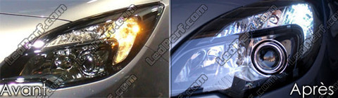 Sidelights/Led Daytime running light (DRL) Opel Mokka