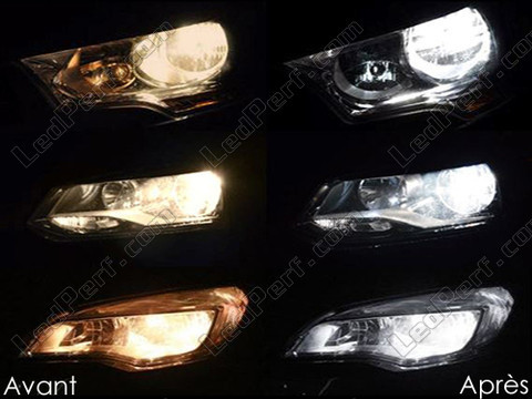 Led Feux De Croisement Opel Zafira B Tuning on Bmw X3 Light Bulbs