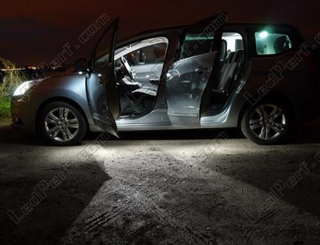 Pack full led interior light for peugeot 5008 for Interieur 5008