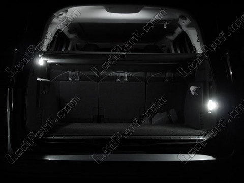 pack full led interior light for peugeot 5008. Black Bedroom Furniture Sets. Home Design Ideas