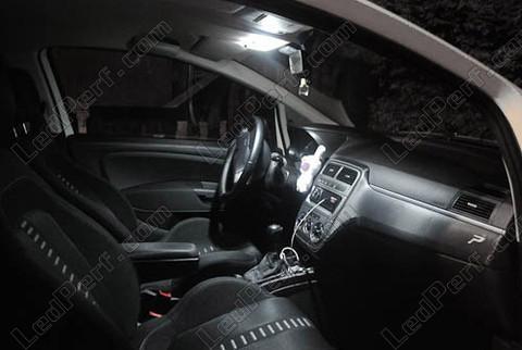 Pack Full LED interior Fiat Grande Punto and Punto Evo