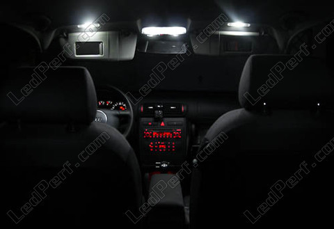 pack full led interior for audi a3 8l. Black Bedroom Furniture Sets. Home Design Ideas