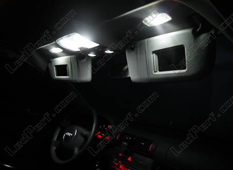 Pack Full LED Interior For Audi A L - Audi a3 interior