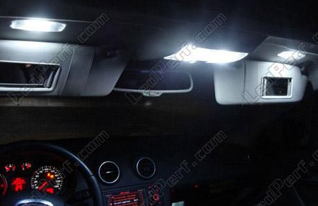 Pack Full Led Interior Light For Audi A3 8p