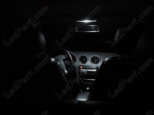 Pack Full LED interior for Seat Ibiza 6L