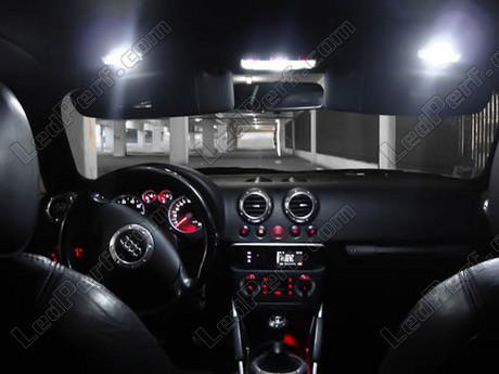 Pack full led interior for audi tt 8n for Audi tt 8n interieur tuning