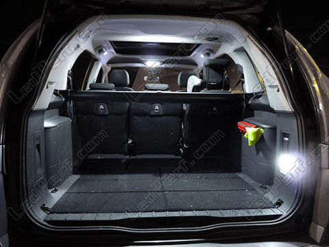 Pack Full LED interior Citroen C4 Picasso