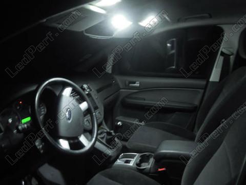Pack Full LED interior for Ford C-MAX Phase 2