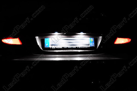 Led License plate Mercedes C-Class W203