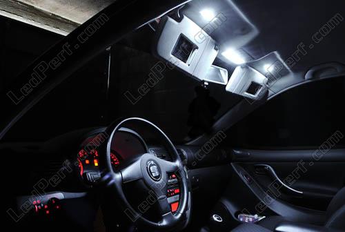 led interior seat leon 1 1m