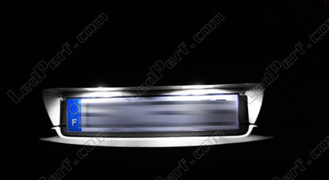 Led License plate Renault Twingo 2