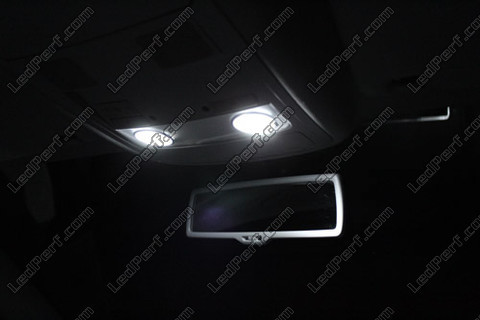Led front ceiling 7n 2010 Volkswagen Sharan