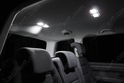 Led Rear Ceiling 2010 Volkswagen Sharan 7n and