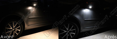 Led Mirror Exterior Volkswagen Sharan 2010 7n