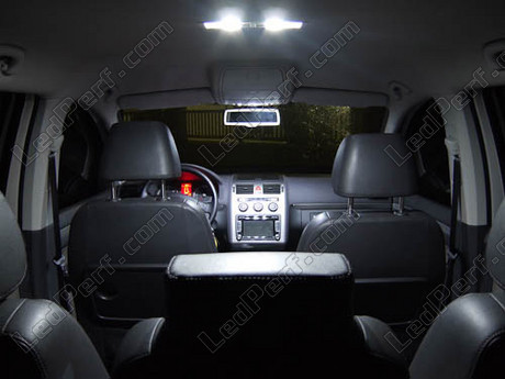 Pack full led interior volkswagen touran for v1 and v2 for Interior touran