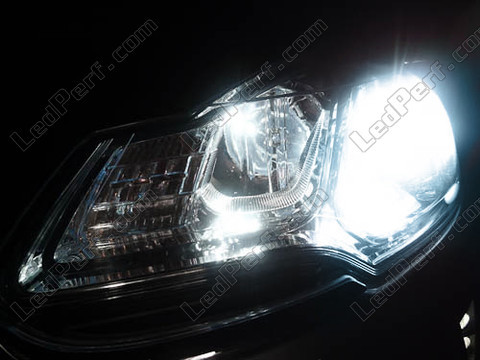 pack led sidelights for citroen ds3 parking lights. Black Bedroom Furniture Sets. Home Design Ideas