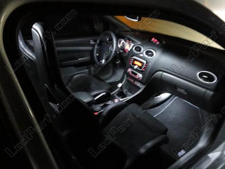 pack full led interior for ford focus mk2. Black Bedroom Furniture Sets. Home Design Ideas