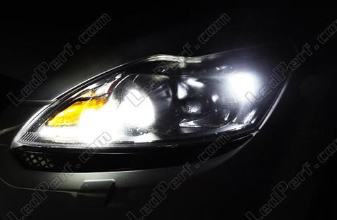 Led Sidelights Xenon White Ford Focus Mk